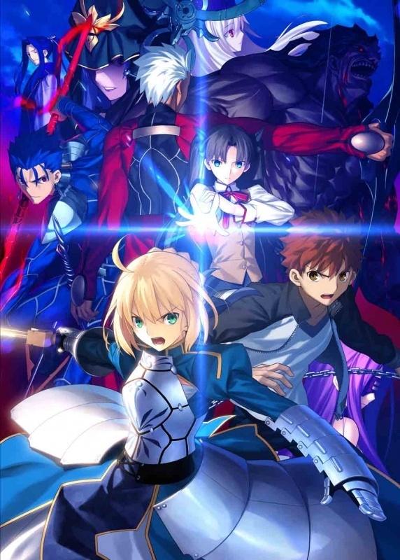【ost】Fate/stay night (Unlimited Blade Works)(ubwtv剧场版ost音乐合集)