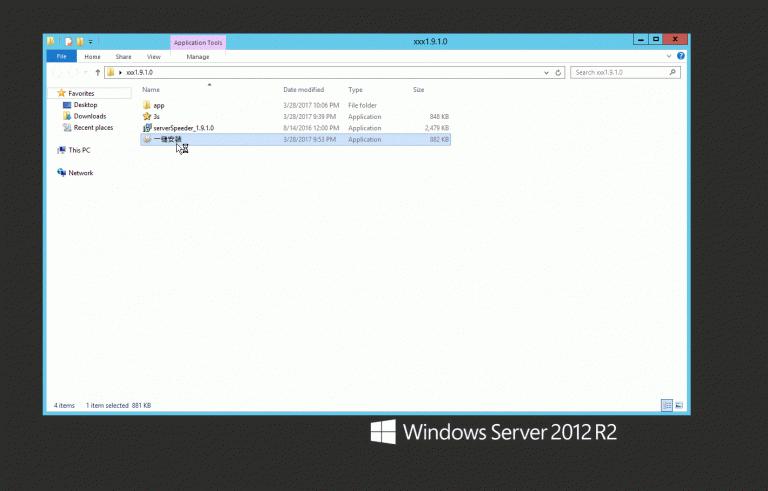 【存档】LotServer(锐速)Windows一键安装开心版