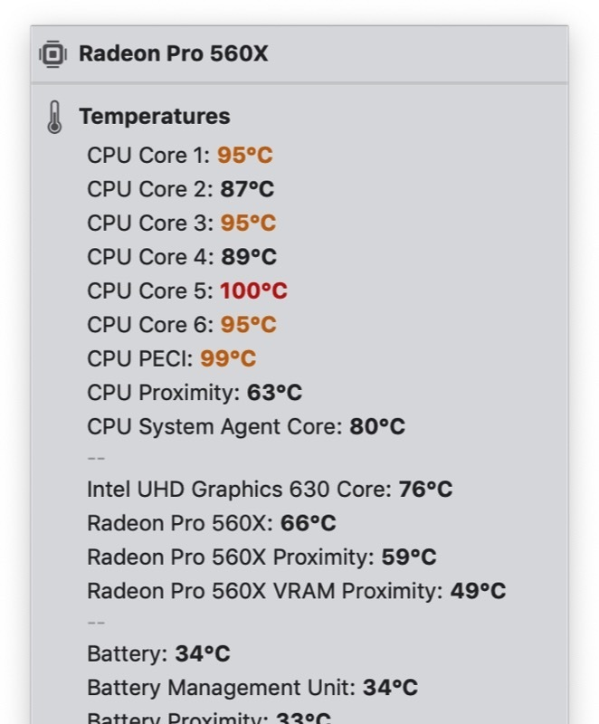 TG Pro 2.49 专业显示你的Mac实时温度-马克喵