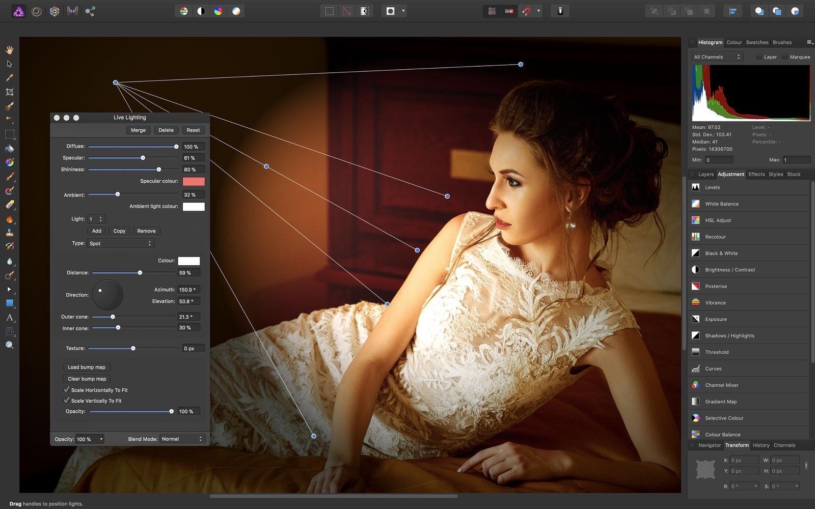 Affinity Photo 1.8.4 专业级修图软件-马克喵
