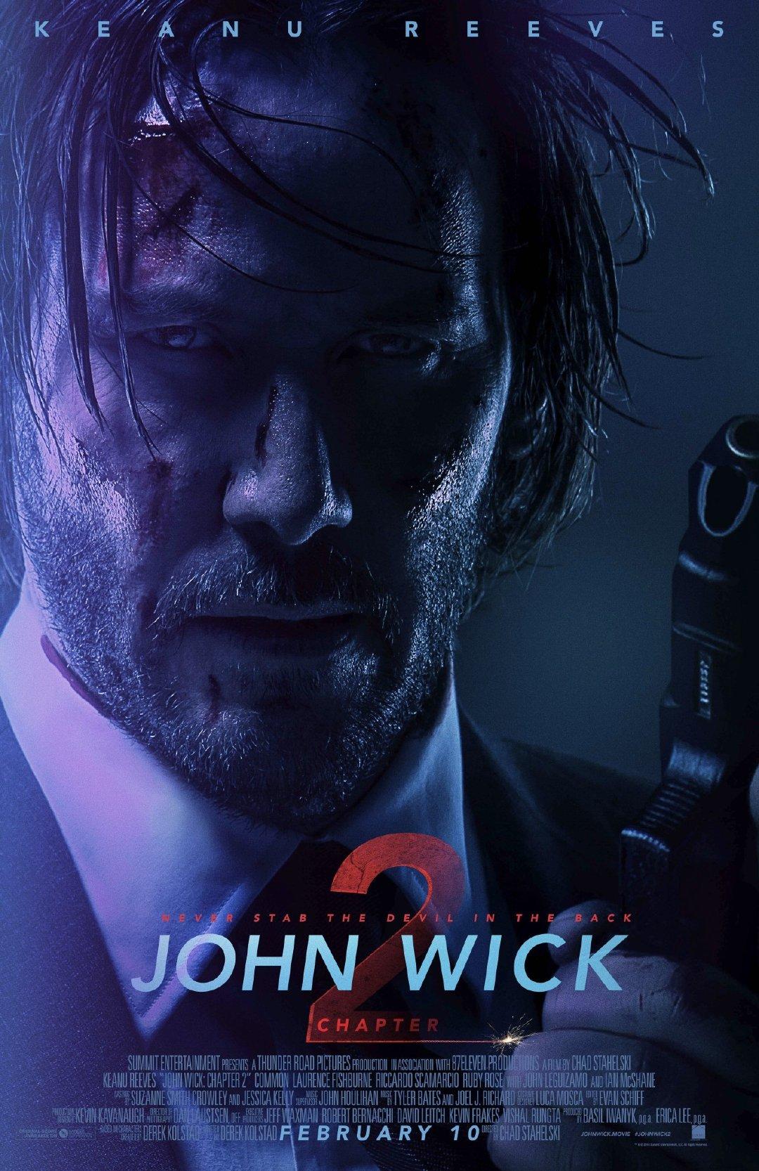 《疾速速追杀/John Wick》系列1-3部高清无删减资源 百度云下载图片 第2张