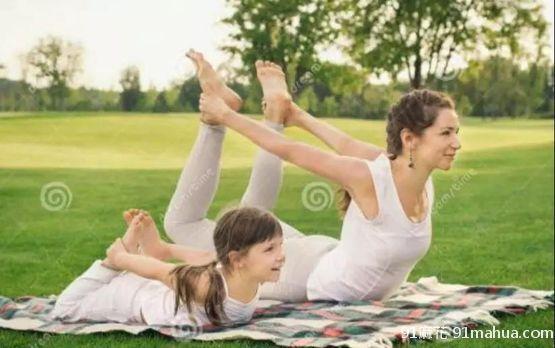 适当的锻炼身体和放松休息
