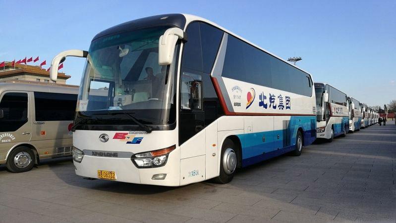北京巴士租车