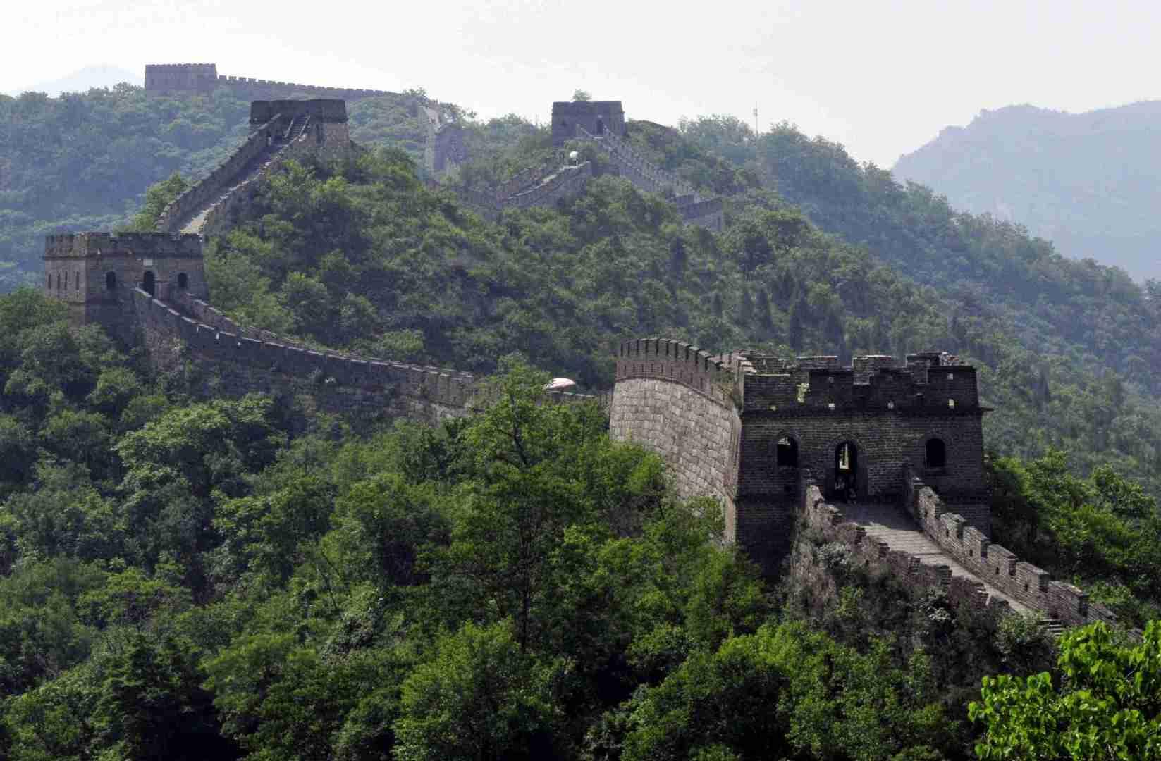 北京到慕田峪长城的租车价格