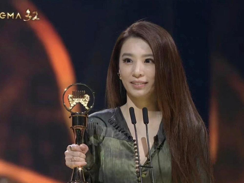 田馥甄获金曲奖最佳女歌手,田馥甄(Hebe)是谁
