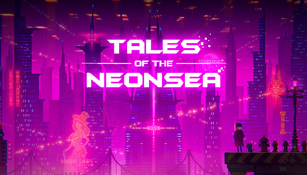 喜加一 | EpicGames 04.02~04.08 免费领取「迷雾侦探 Tales of the Neon Sea」