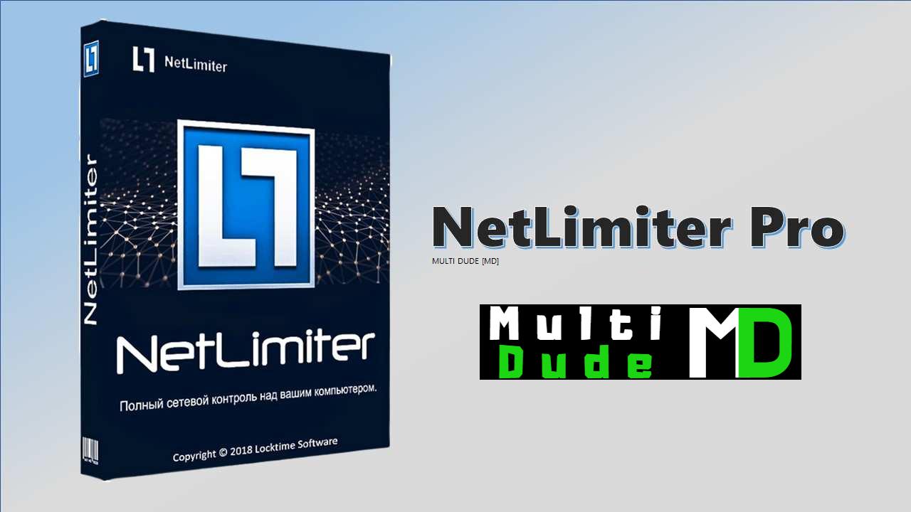 流量监测 NetLimiter Pro 最新破解版