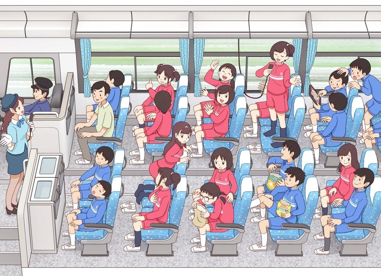 大家来找茬!绘师创作《高中生的青春期》眼尖网友发现:男生好色?插图14