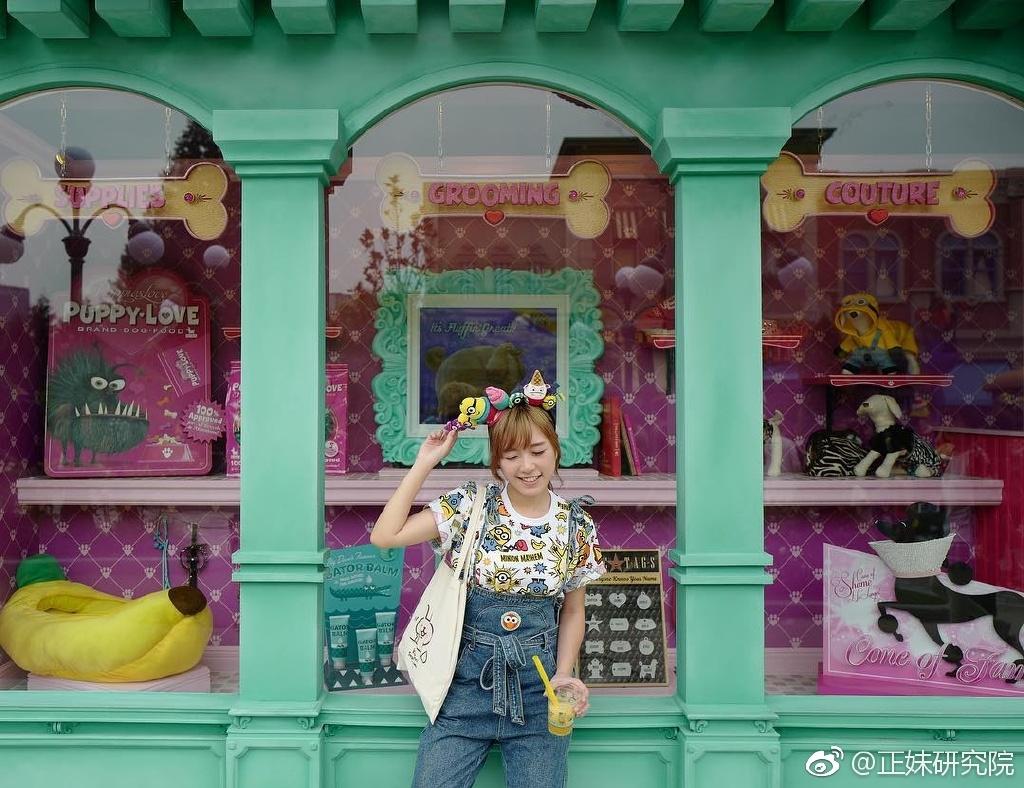 福利汇总美图秀第9期:香港正妹MissHunny. 正妹 福利汇总 美图秀 第4张