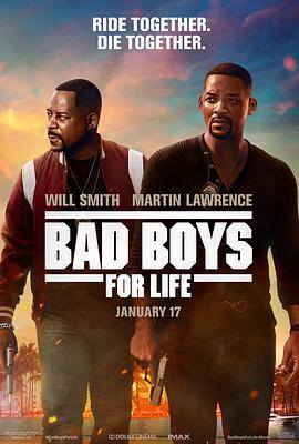 绝地战警:疾速追击 Bad Boys for Life