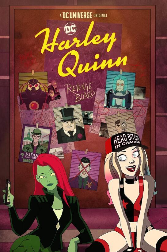 哈莉·奎茵 第二季 Harley Quinn Season 2