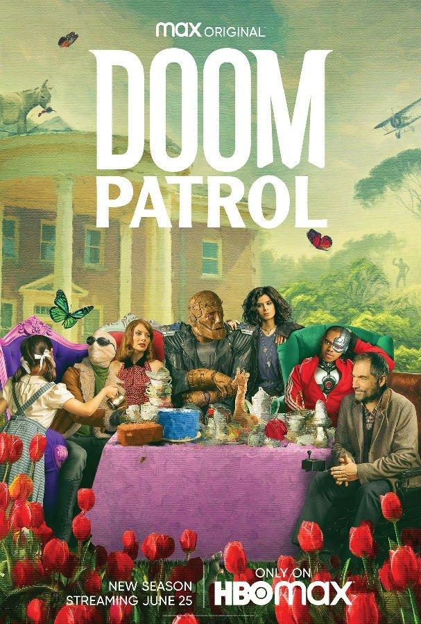 末日巡邏隊 第二季 Doom Patrol Season 2