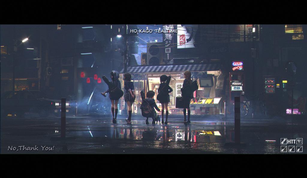 P站精选&MUGI生日快乐!《轻音少女》琴吹䌷壁纸特辑-Zhaiuu.Com-宅尤尤