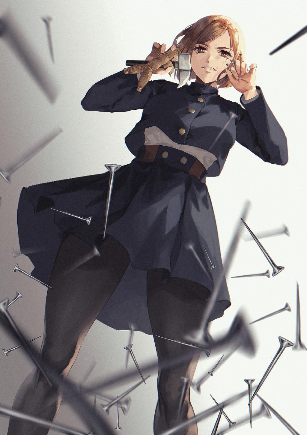 P站精选&蔷薇姐生日快乐!《咒术回战》钉崎野蔷薇壁纸特辑-Zhaiuu.Com-宅尤尤