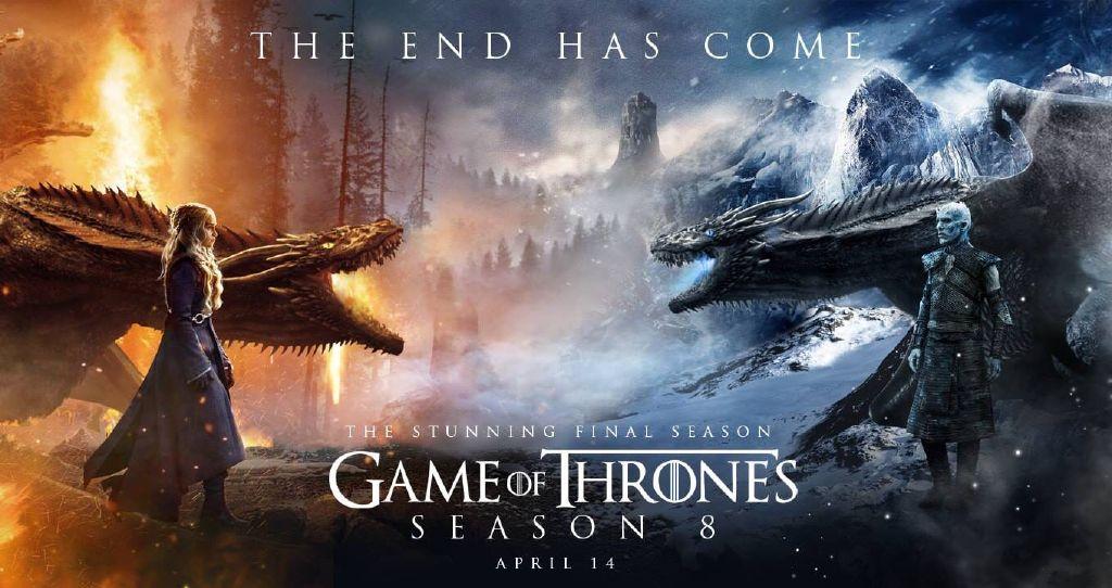 权力的游戏第八季全集