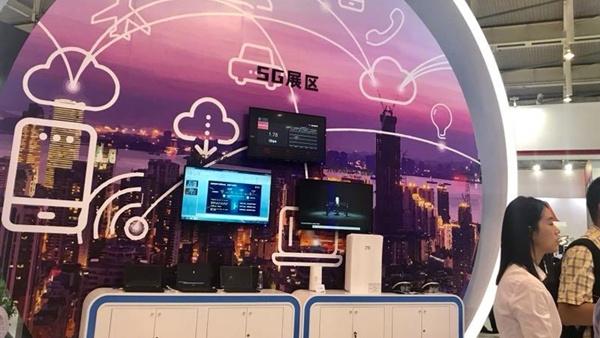 中国三大厂齐晒5G手机!背后站着一巨人的照片 - 1
