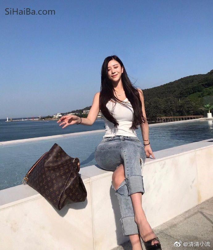 【大众口味】韩国美女Jin Yeyoung(真艺英),ins-lloveeely 涨姿势 第4张