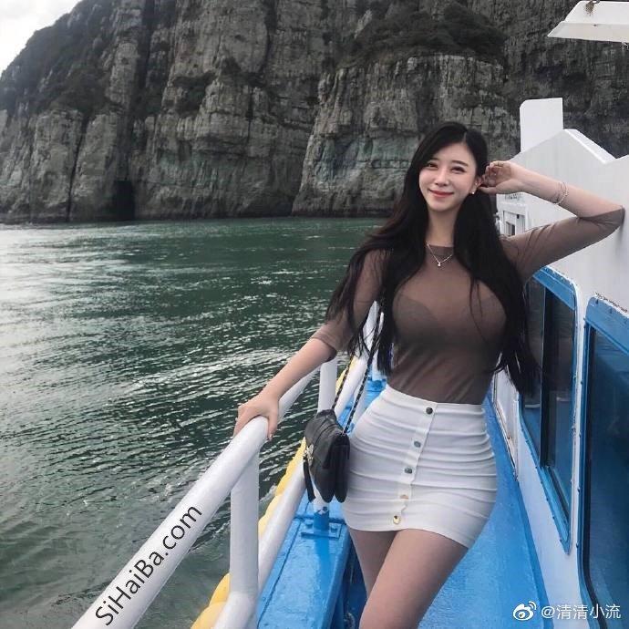 【大众口味】韩国美女Jin Yeyoung(真艺英),ins-lloveeely 涨姿势 第6张