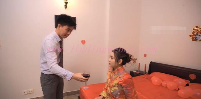 MD0117麻豆传媒[迷新婚夜的嫂子],张芸熙新郎喝醉弟弟与准大嫂插图2
