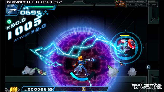 洛克人ZERO系列的工作室作品,稻船敬二《苍蓝雷霆》- ACG17.COM