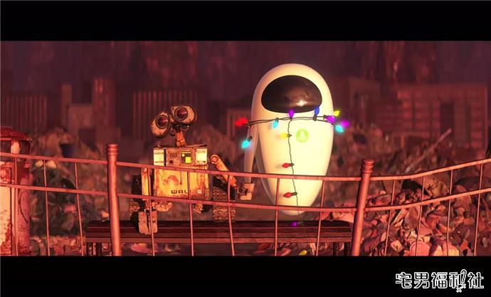 纯真就是信念,永不过时的神作《机器人总动员》- ACG17.COM
