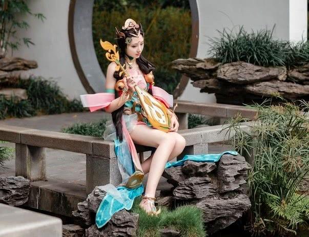 为什么有这么多的cosplayer都来cos杨玉环-cos图片