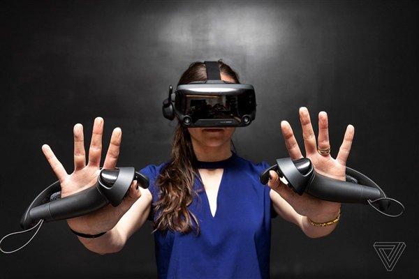 Valve新款VR设备今日首发