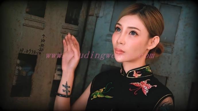 MD0101麻豆传媒[国风旗袍之旗袍惑诱欲情交织],雪千夏全新作品插图2