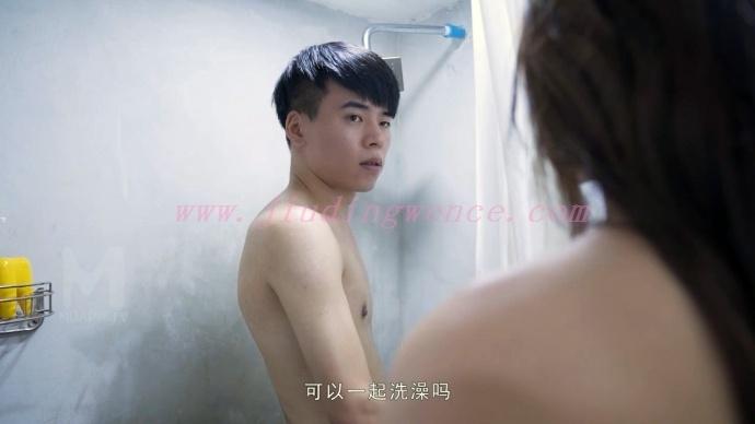 MD0107麻豆传媒[姐姐以身试爱],张芸熙安慰弟弟重拾自信插图4