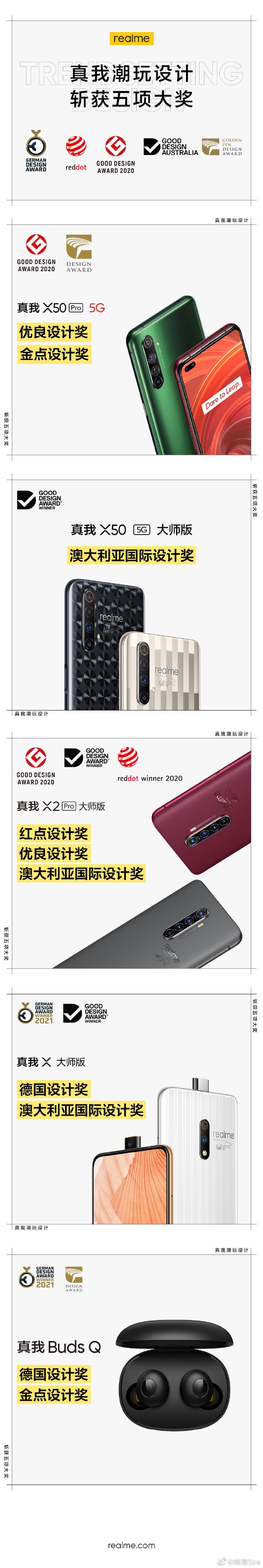 realme的产品设计在工业设计领域真正地得到世界级的认可-玩懂手机网 - 玩懂手机第一手的手机资讯网(www.wdshouji.com)