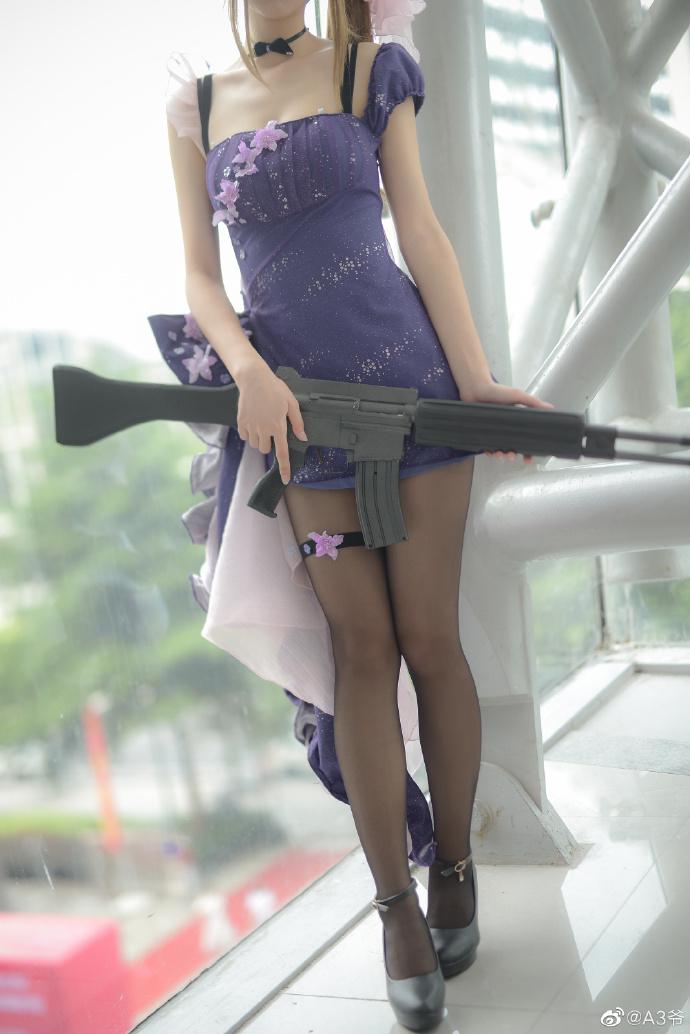 妹子图@大大卷卷小卷 颜值高妹子就是很漂亮