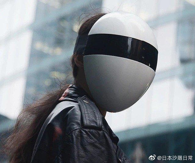 世界首款可以抵御新冠病毒的「全罩式口罩」