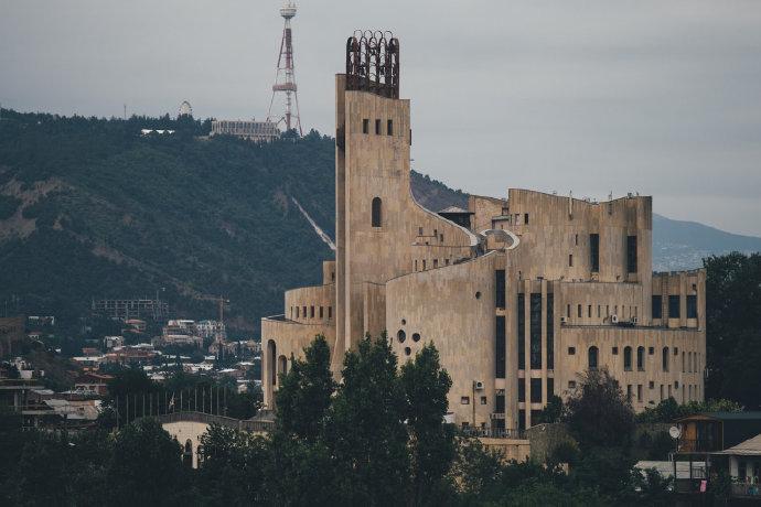 俄罗斯/原苏联那些奇怪造型的建筑物 