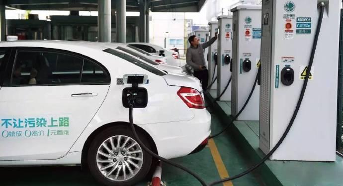 把电动车作为国家战略,是国与国之间的竞争