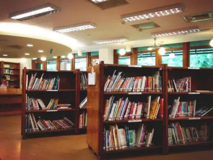 我在图书馆工作日常