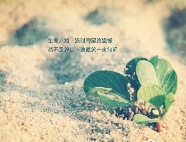 晚安心语160802:你就是自己的太阳,无须凭借谁发光