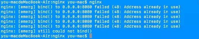 前端:Web前端也要学的Nginx反向代理与负载均衡