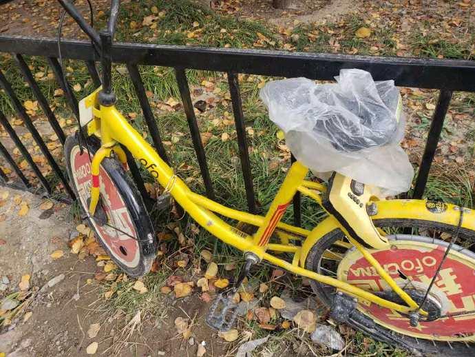 共享单车:共享经济繁华的背后是一片凄凉