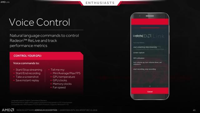 AMD2019版驱动发布 游戏性能提升最高达39%