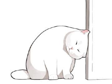 #漫画# 一组可可爱爱的猫星人twi@g...