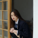 杭州师范大学钱江学院迷人美女校花卫燕春