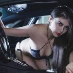 媳妇当车模第二季图片,车模被黑老大性侵视频图片